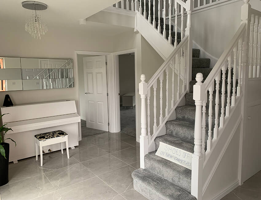 Over 20 years decorating experience